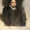 Christie's will sell an artwork created by artificial intelligence for the first time.